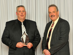 2013 Outstanding Member Award | Scott Condreay, Sapa Extrusions
