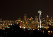 RSS Seattle Skyline