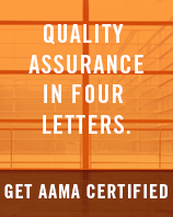 Get AAMA Certified Ad | Get More Information