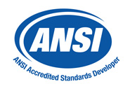 RSS ANSI standards developer logo