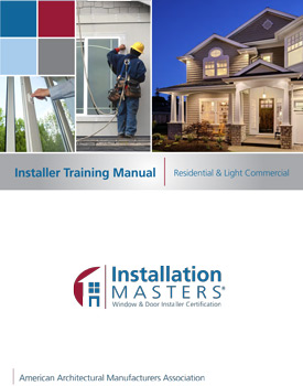 InstallationMasters Manual Cover