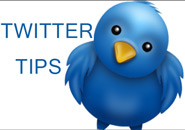 RSS twitter tips