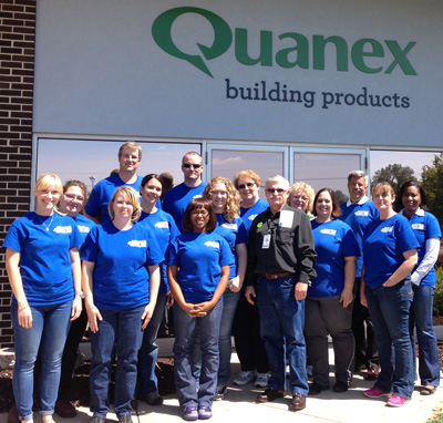 Aama instates new core values for Quanex building products