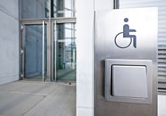 RSS wheelchair building door ADA